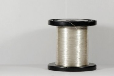 Drut ze srebra pr 930 fi 0.8 mm x 0.5 mb, twardy i sprężysty