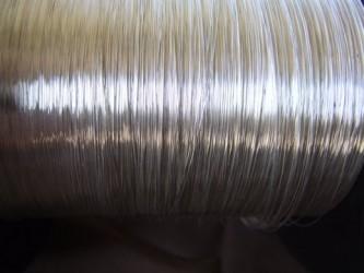 Drut ze srebra pr 930 fi 0.6 mm x 0.5 mb, twardy i sprężysty